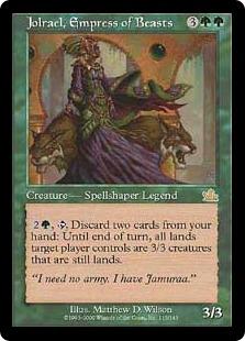 Jorael, Empress of Beasts