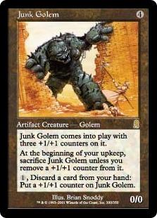 Junk Golem (FOIL)