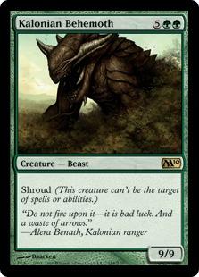 Kalonian Behemoth (FOIL)