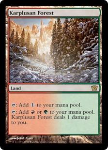Karplusan Forest