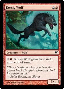 Kessig Wolf
