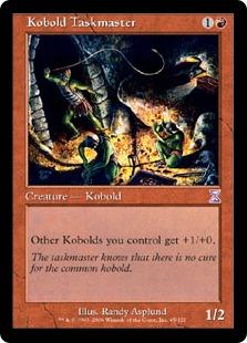 Kobold Taskmaster (FOIL)