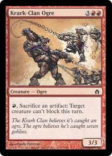 Krark-Clan Ogre