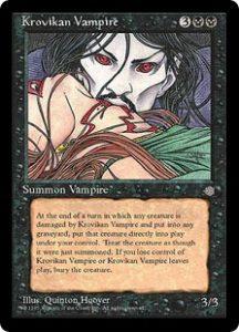 Krovikan Vampire