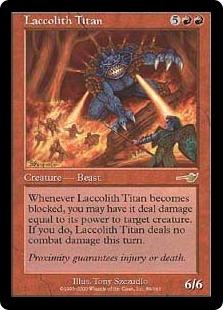 Laccolith Titan