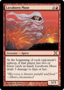 Lavaborn Muse