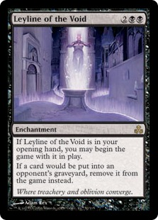 Leyline of the Void (played)