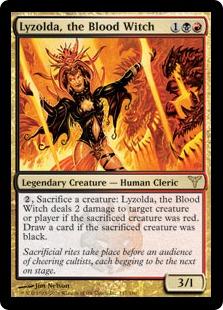 Lyzolda, the Blood Witch
