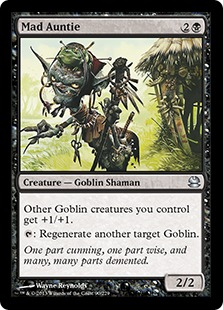 Mad Auntie (FOIL)