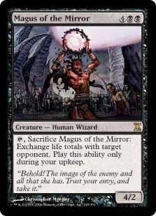 Magus of the Mirror