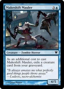 Makeshift Mauler (FOIL)