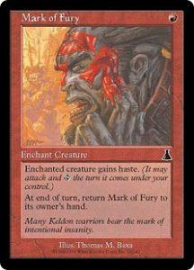 Mark of Fury