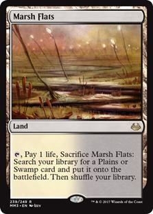 Marsh Flats (FOIL)