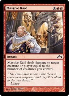 Massive Raid