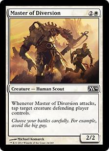 Master of Diversion
