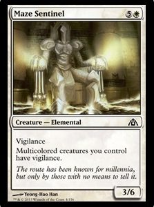 Maze Sentinel