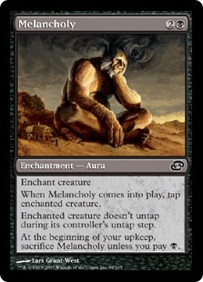 Melancholy (FOIL)