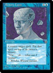 Memory Lapse (Runes)