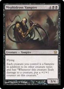 Mephidross Vampire