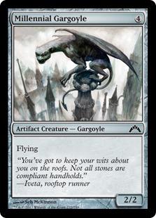 Millennial Gargoyle (FOIL)