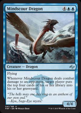 Mindscour Dragon