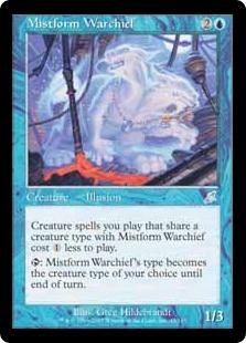 Mistform Warchief