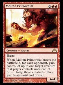 Molten Primordial (FOIL)