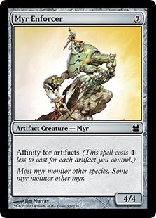 Myr Enforcer (FOIL)