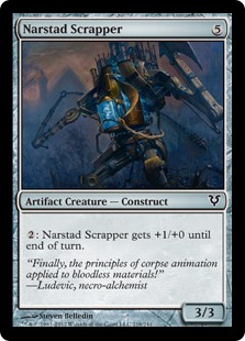 Narstad Scrapper (FOIL)