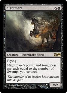 Nightmare (FOIL)