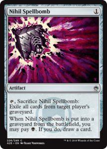 Nihil Spellbomb (FOIL)