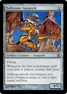 Nullstone Gargoyle (FOIL)
