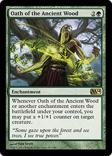 Oath of the Ancient Wood (FOIL)