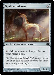 Opaline Unicorn (FOIL)