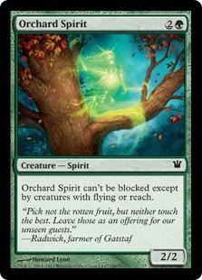 Orchard Spirit (FOIL)