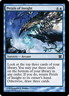 Petals of Insight (FOIL)