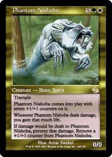 Phantom Nishoba (FOIL)