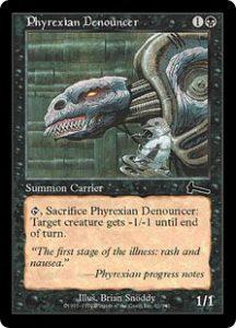 Phyrexian Denouncer