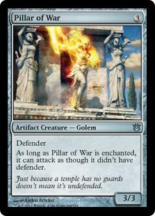 Pillar of War (FOIL)