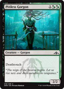 Pitiless Gorgon