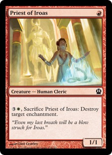 Priest of Iroas (FOIL)