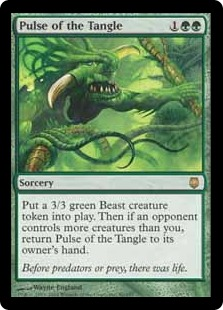 Pulse of the Tangle (FOIL)