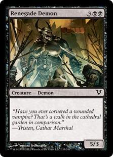 Renegade Demon (FOIL)