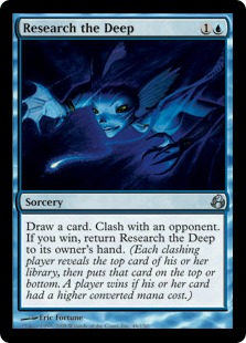 Research the Deep
