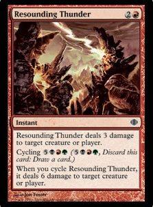 Resounding Thunder