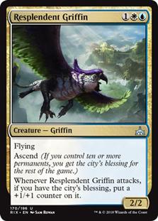 Resplendent Griffin