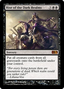 Rise of the Dark Realms (FOIL)