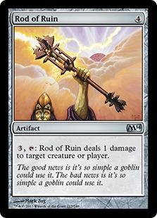 Rod of Ruin (FOIL)