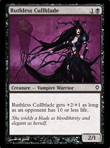 Ruthless Cullblade