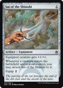 Sai of the Shinobi
